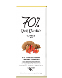 Tamarind Chili - 70% Dark Chocolate Bar